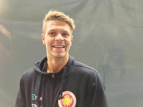Josten Kvikstad (23) er ansatt som ny sportslig ansvarlig i Bodø Friidrettsklubb.
