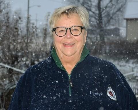 Evelyn Veisten fra Kapp og Østre Toten Helsesportlag er Opplands kandidat til Årets ildsjel-pris 2018.