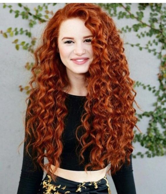 Madelaine Petsch as Audrey Lahey __________________________ For me the natural red hair is dream. I very like red hairs, it's my dream, got this color. Who have NATURAL red hair, she/he is a perfect people for me.