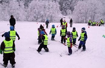 Skiskole for barn f. 2010 og 2011 (Obs: ny dato for oppstart)