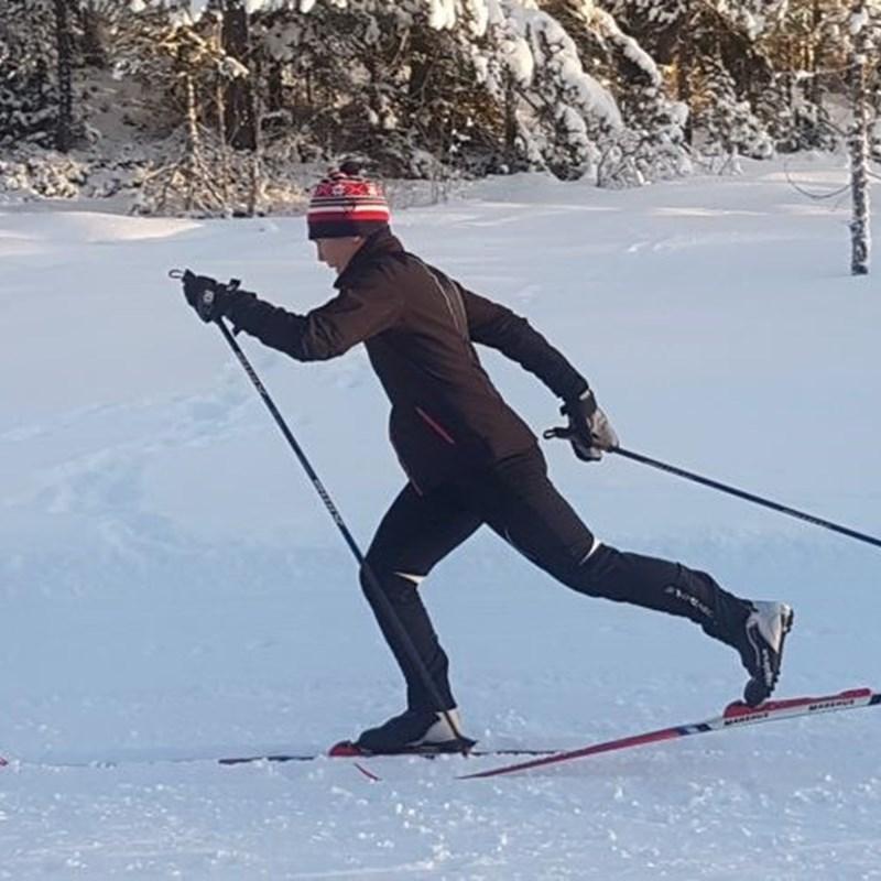 Bli sprekere - Ski
