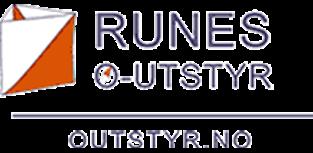 Runes o-utstyr logo