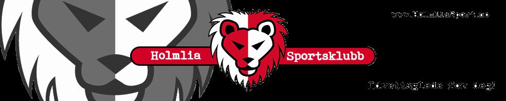Logo for Holmlia sportsklubb