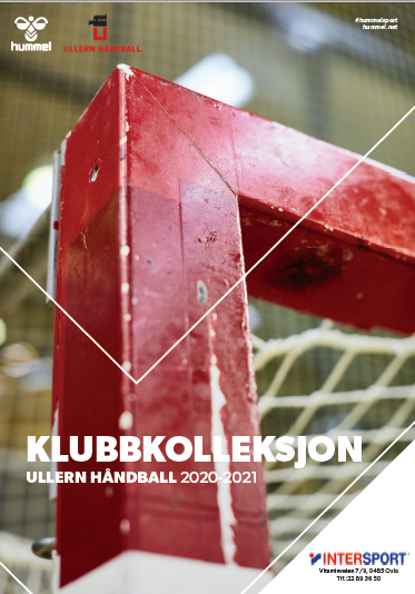 Katalog Ullern Håndballs klubbkolleksjon